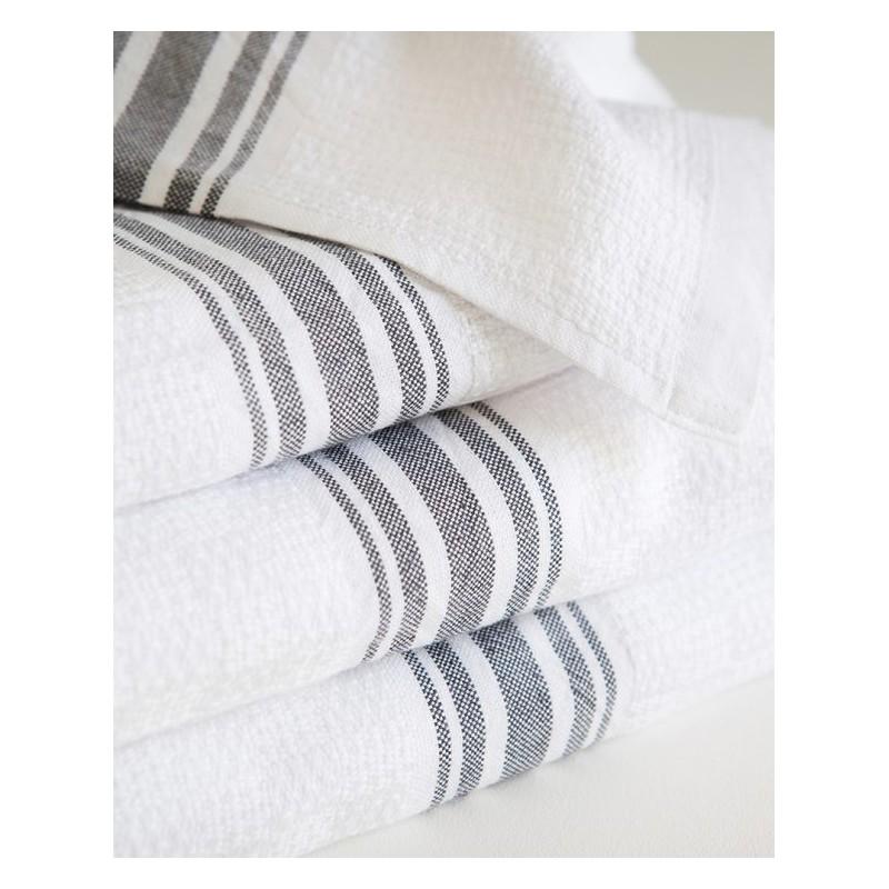 WILLOW WEAVE TOWELS